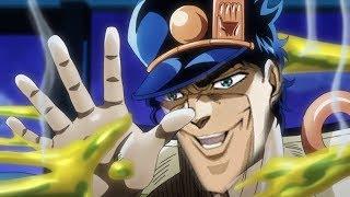 "Jotaro Says the ""N"" Word"