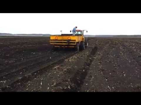 Gumz Farms | Mint Planting {2014}