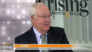 Ken Starr backs Mueller, says president 'must be held accountable'