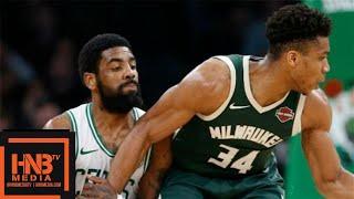 Boston Celtics vs Milwaukee Bucks - Game 4 - Full Game Highlights   2019 NBA Playoffs