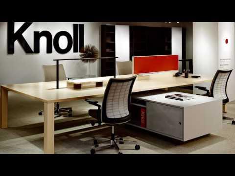 Knoll at NeoCon 2014: AutoStrada & Reff Profiles