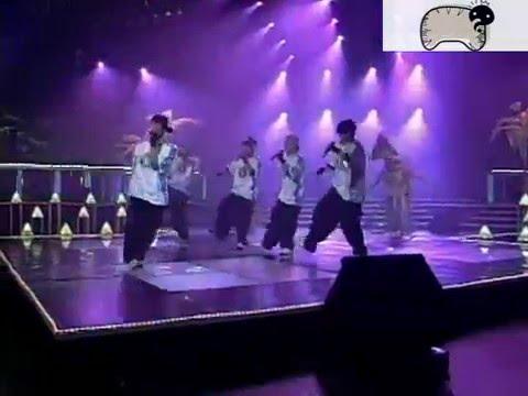 이글파이브 - 오징어 외계인 (Live, 1998年)