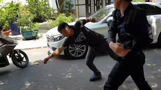 [Cảnh trong phim] Giang hồ gặp tài xế biết võ