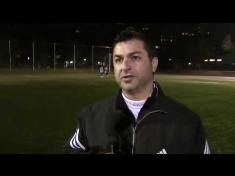 Falko Wieczorek (Grün-Weiß Eimsbüttel) und Gerhard Najjar (Co-Trainer SC Hansa 11) - Die Stimmen zum Spiel (Grün-Weiß Eimsbüttel - SC Hansa 11, Bezirksliga West) | ELBKICK.TV