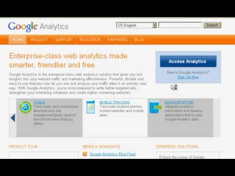 Google Analytics - Learn How To Add Google Analytics Code On Your Website: Step By Step Guidelines