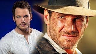 TJCS Companion Video - Can You See Chris Pratt As Indiana Jones?