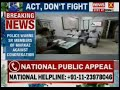 CCTV footage of Delhi Police warning senior member of Markaz for gathering | NewsX