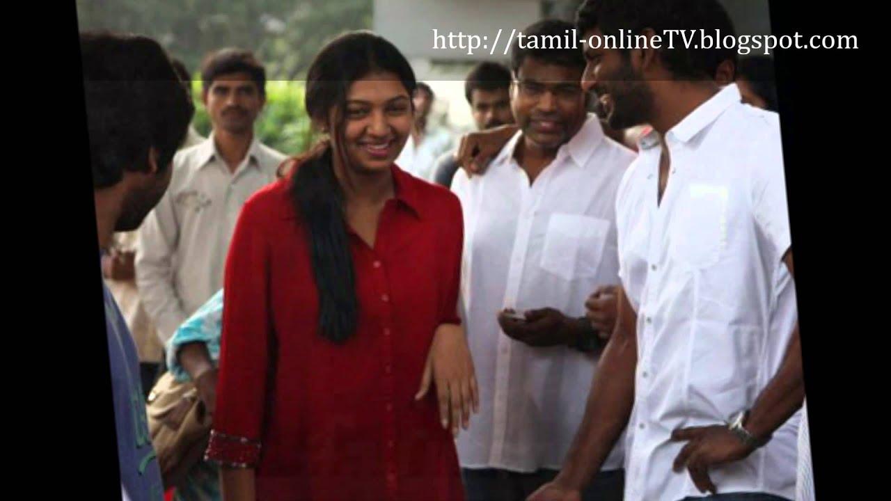 Movie Naan Sigappu Manithan First Look | Lakshmi Menon and ... Naan Sigappu Manithan Lakshmi Menon Lip Lock
