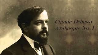 Claude Debussy - Arabesque No. 1 ( one hour )