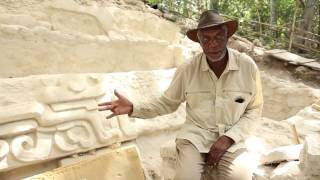 Morgan Freeman Visits El Mirador in Guatemala!