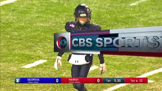 12U & 14U 2017 Championship Games, CBS