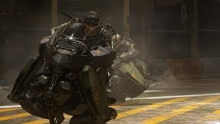 "Call of Duty: Advanced Warfare - ""Future Tech & Exoskeleton"" Behind the Sce"