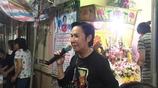 NSUT Vũ Linh nửa đêm đến hát chia buồn đêm cuối  cùng gia đình Thoại Mỹ || Vọng Cổ Buồn
