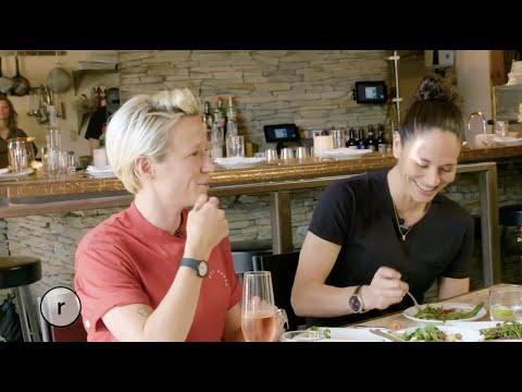 Seattle Refined May 21, 2018 - Sue Bird & Megan Rapinoe