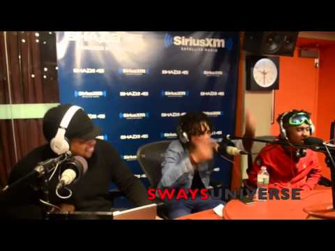 Rae Sremmurd Freestyle (Five Fingers of Death on Sway in the Morning) Litt