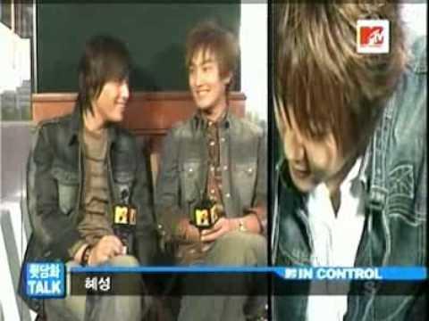 강타(Kangta).S.MTV Incontrol 뒷담화