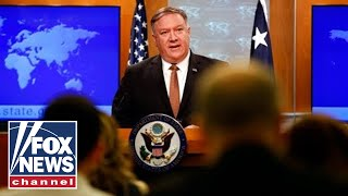 Pompeo sends fiery message to Cuban regime