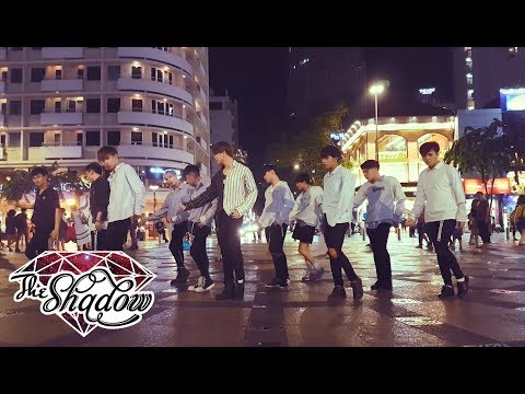 Wanna One (워너원) - 에너제틱 (Energetic) dance cover   by The Shadow from Vietnam