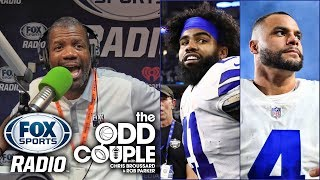Rob Parker - Ezekiel Elliott's Contract is an Indictment on Dak Prescott