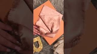 Louis Vuitton shawl review