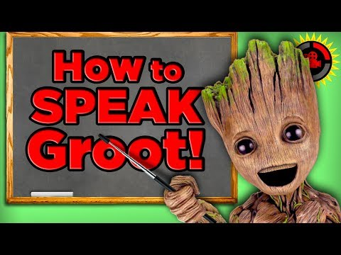 Film Theory: Can You Speak Groot? (Marvel Guardians of the Galaxy)