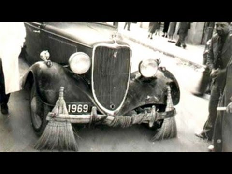 Rolls Royce Found Sweeping Roads In India Youtube