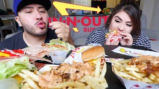 IN-N-OUT + ANIMAL FRIES w Steven Sushi | How we deal with hate