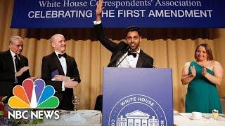 Watch Live: 2017 White House Correspondents' Dinner   NBC News