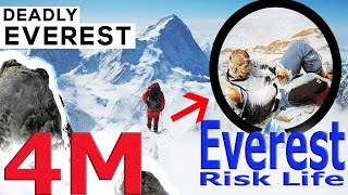 Everest ! Dead bodies on Mt  Everest  || A film by Sherpa team  in Nepal