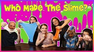 Who Made The Slime? / JustJordan33