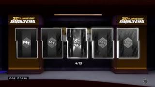 400K Shaq Pack Opening | NBA 2K19