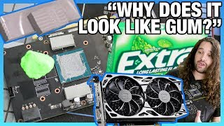 EVGA's Double-Stacked Thermal Pads Tested: RTX 2060 KO Thermals