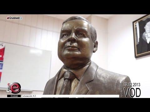 Jest już popiersie Ś.P. Prezydenta Lecha Kaczyńskiego