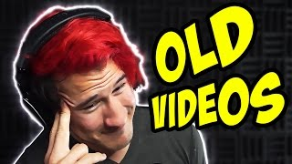 Markiplier Reacting to Old Videos