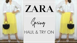 Zara Haul March 2019 ~ Part 2 ~ | Fashion over 40 2019