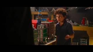 "(TFAF) The LEGO Movie Scene - ""Finn and Man Upstairs"""