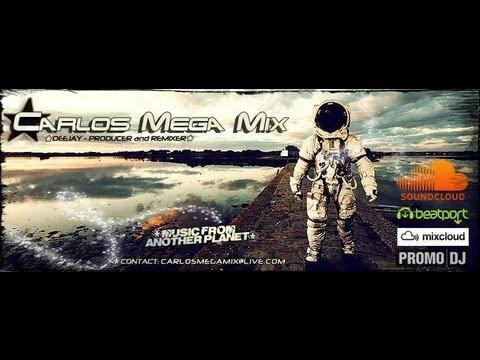 Chris Parker - Space (★Carlos Mega Mix 2013 Remix (Nastya Vocal Version)) HD