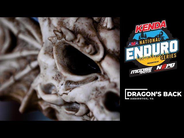 AMA National Enduro USA 2021 | Dragon's Back - Rd3