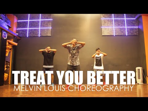 Treat You Better | Melvin Louis Choreography