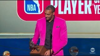 Rudy Gobert | Kia Defensive Player of the Year Winner | 2018 NBA Awards