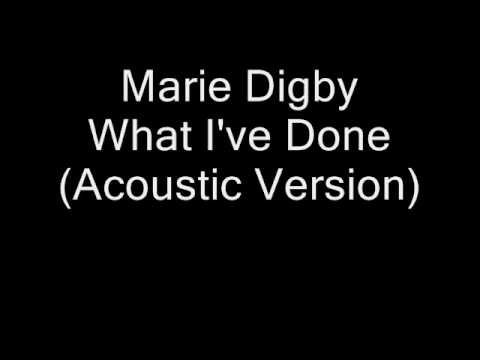 Baixar Marie Digby - What I've Done (Acoustic Version)