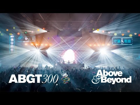 Above & Beyond #ABGT300 Live at The Asiaworld-Expo, Hong Kong