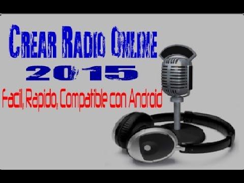 Crear Radio Online 2016 (PONERLO EN TU BLOG, LOCUTAR EN VIVO)