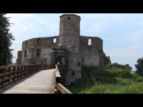 [3DHD] Siewierz Castle, Siewierz, Poland / Zamek w Siewierzu, Siewierz, Polska