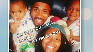 How to make money while at home 3 ways, 6 days shall you labor part 2.