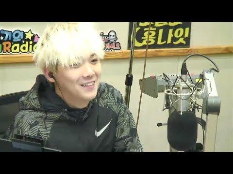 180406 Hongki's Kiss the Radio | PENTAGON