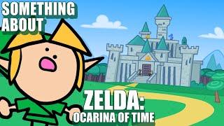 Something About Zelda Ocarina of Time - PART 1 - ANIMATED (Loud Sound Warning) 🧝🏻✨