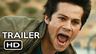 Maze Runner 3: The Death Cure Official Trailer #1 (2018) Dylan O'Brien, Kaya Scodelario Movie HD