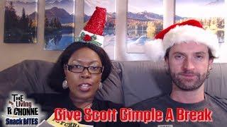 Give Scott M. Gimple A Break   TWD SnackBites