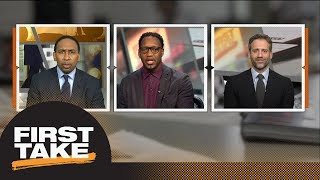 Stephen A., Tracy McGrady and Max have LeBron James vs. Michael Jordan debate | First Take | ESPN